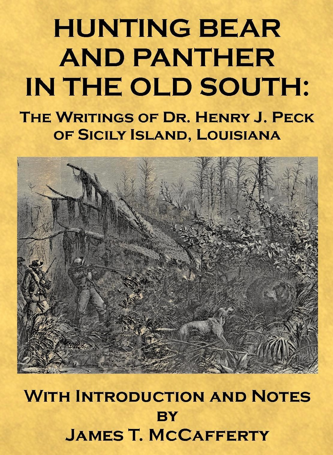 Hunting Bear and Panther in the Old South